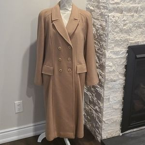 Synonyme De George's Rech wool coat